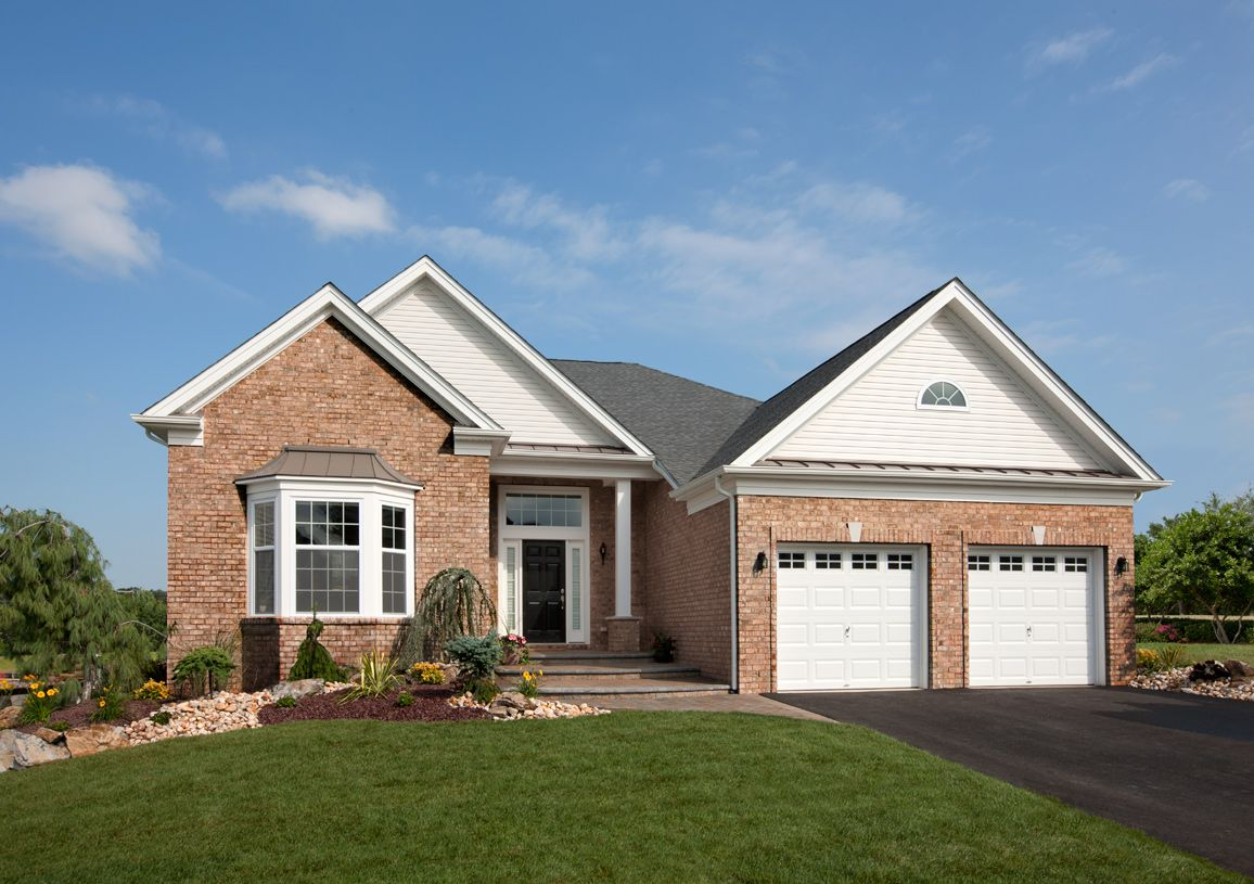 Single Family for Active at Regency At Monroe - The Fairways - Merrick 530 Buckelew Avenue Monroe Township, New Jersey 08831 United States