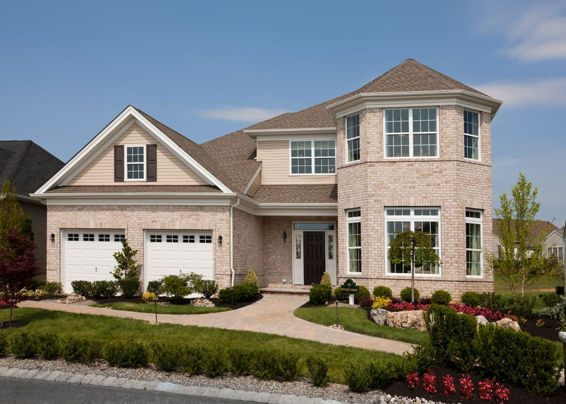 Single Family for Active at Regency At Monroe - The Fairways - Merrimack 530 Buckelew Avenue Monroe Township, New Jersey 08831 United States