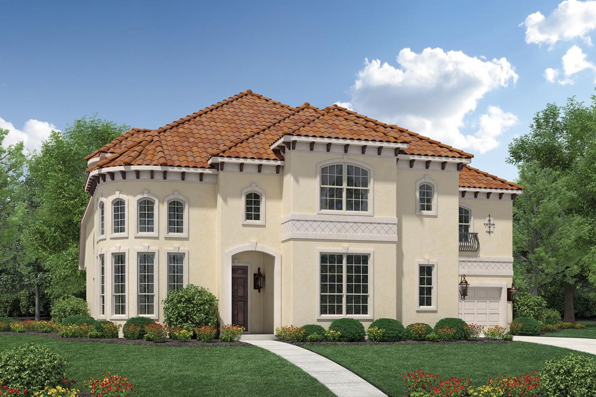 NorthGrove at Spring Creek - Estate Collection, Magnolia, TX Homes & Land - Real Estate