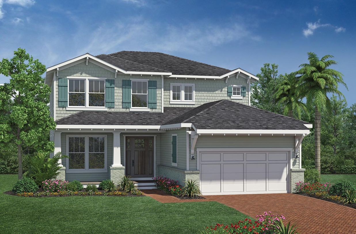 Single Family for Sale at Toll Brothers At Atlantic Beach Country Club - Legacy & Heri - Stonebrook 1601 Atlantic Beach Drive Atlantic Beach, Florida 32233 United States