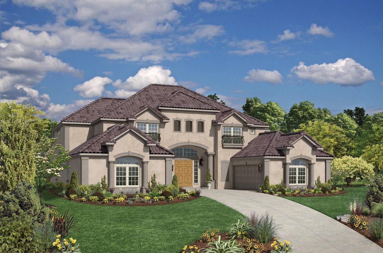 Single Family for Sale at Edgestone At Legacy - Montelena 3790 Hamilton Heights Avenue Frisco, Texas 75034 United States