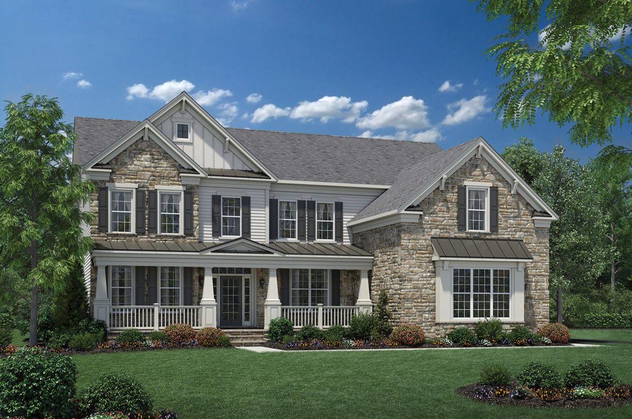Single Family for Active at Glastonbury Estates - Duke 2840 Hebron Avenue Glastonbury, Connecticut 06033 United States