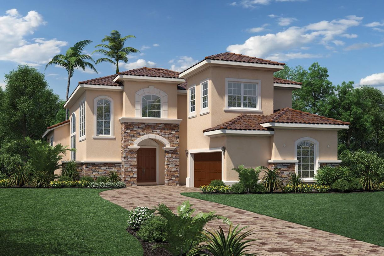 Single Family for Sale at Jupiter Country Club - The Heritage Collection - Casa Vicenza 126 Rosalia Court Jupiter, 33478 United States