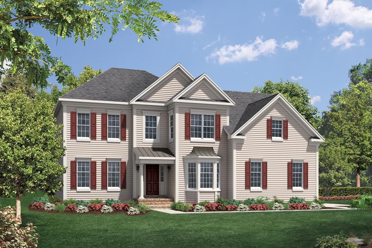 Unifamiliar por un Venta en Glastonbury Estates - Columbia Ii 2840 Hebron Avenue Glastonbury, Connecticut 06033 United States