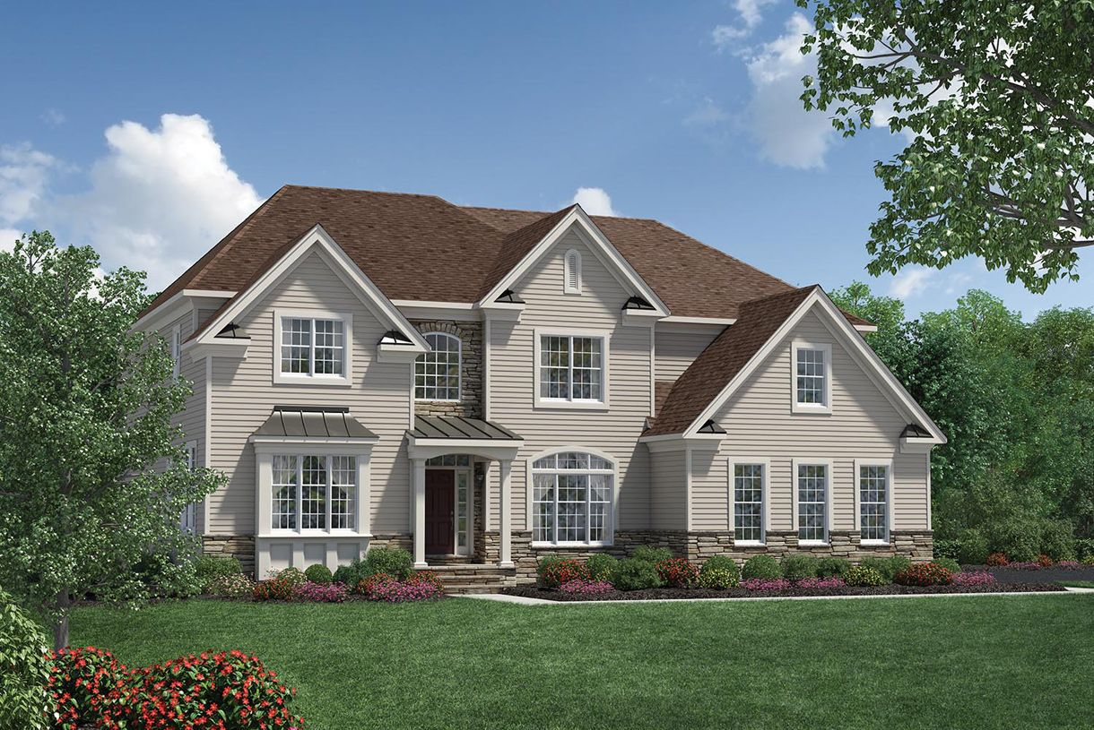 Unifamiliar por un Venta en Glastonbury Estates - Stansbury 2840 Hebron Avenue Glastonbury, Connecticut 06033 United States