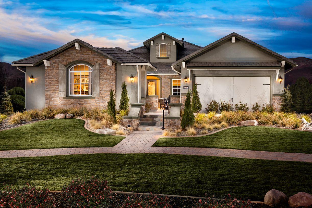 Single Family for Active at Messina 2021 Neviekay Lane Reno, Nevada 89521 United States