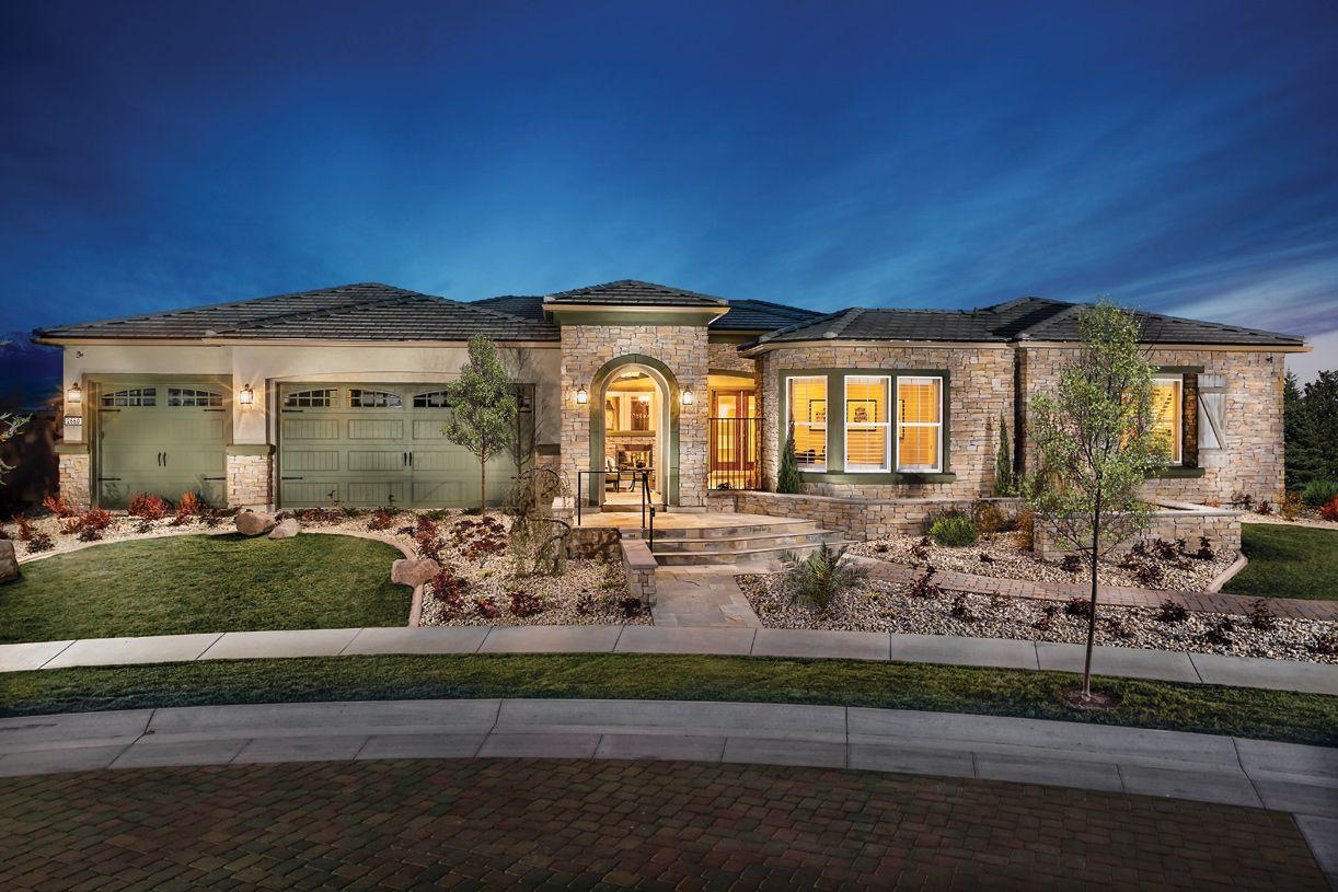 Single Family for Active at Willshire Santa Fe 2665 Hanovarian Way Reno, Nevada 89521 United States