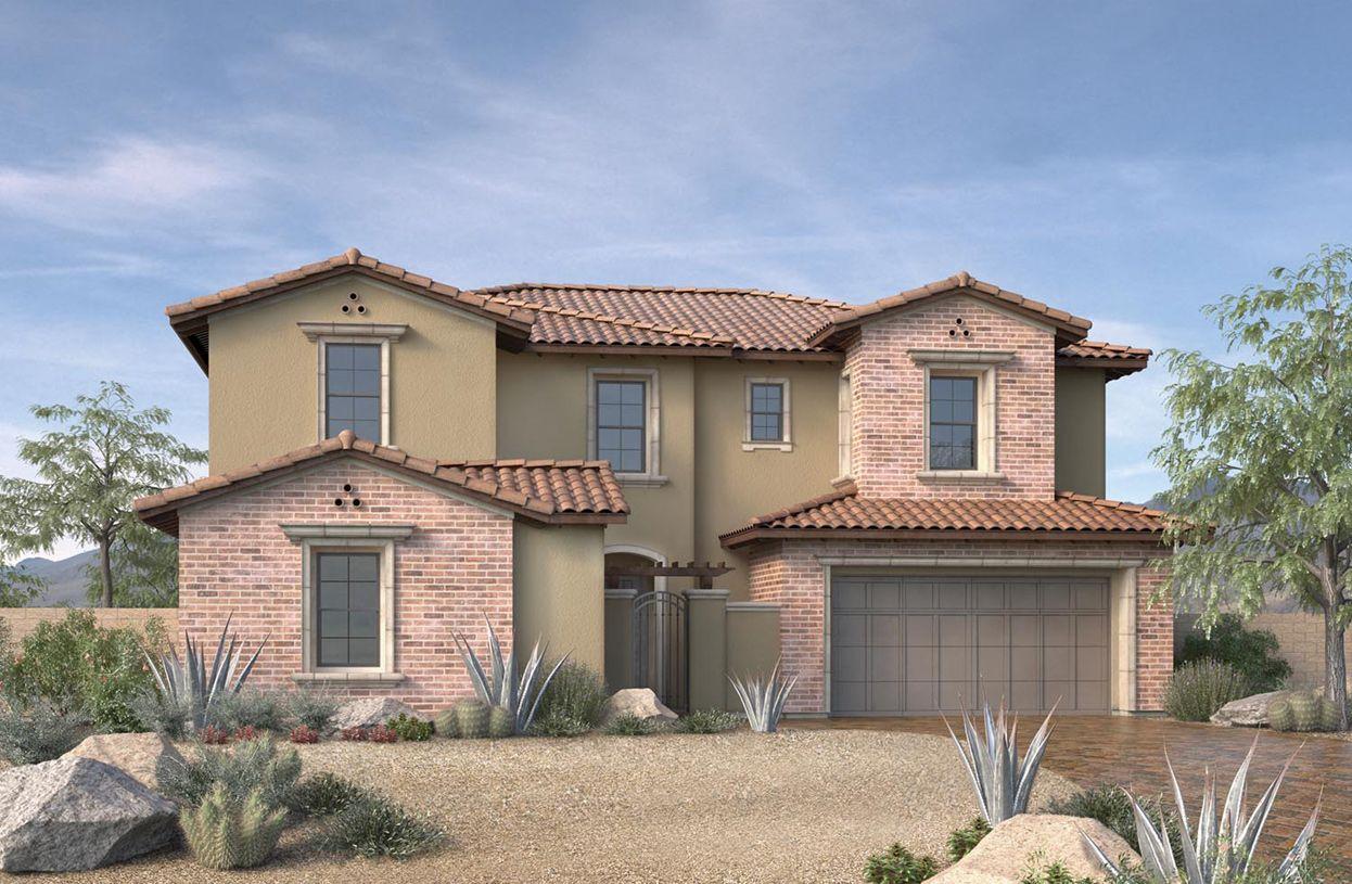 Single Family for Sale at Altura - Brescia (Nv) 356 Rellegra St. Las Vegas, Nevada 89138 United States