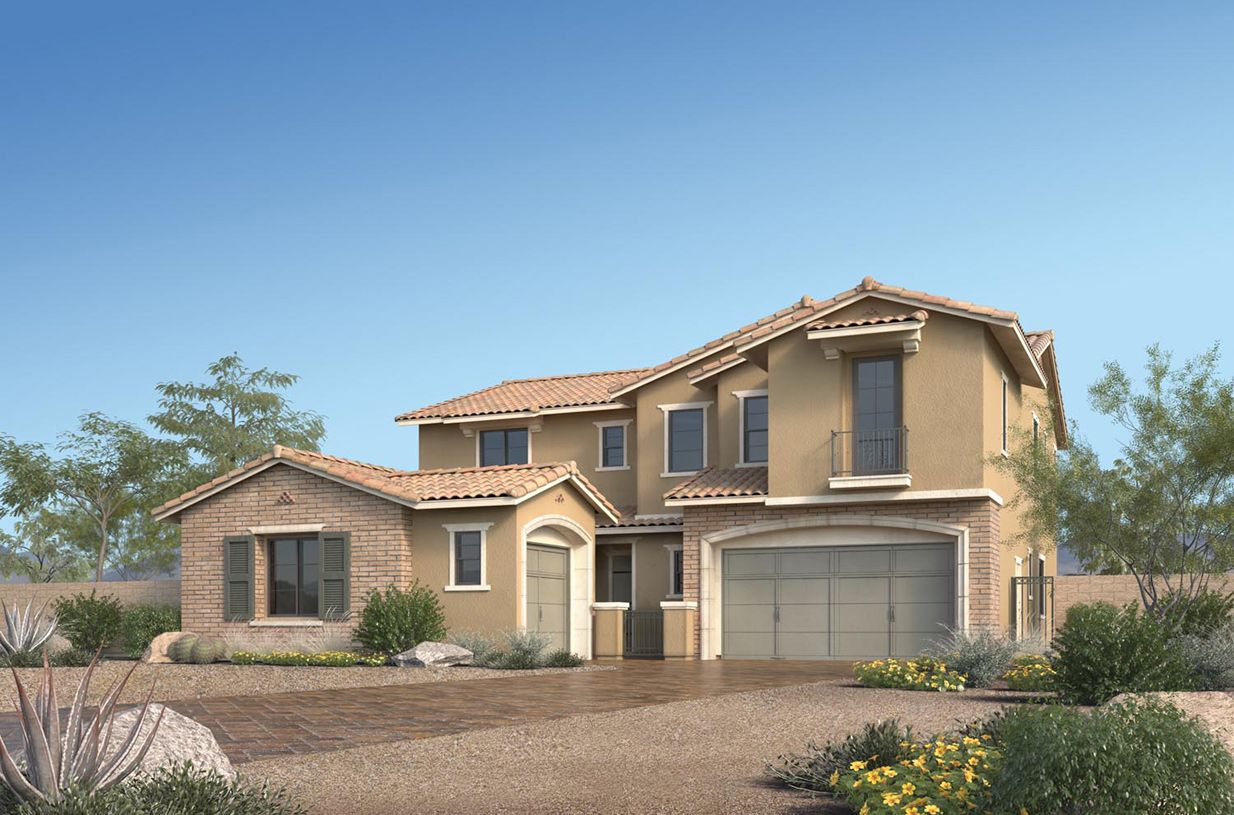 Single Family for Sale at Altura - Provenza 356 Rellegra St. Las Vegas, Nevada 89138 United States