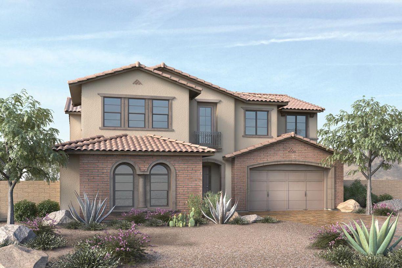 Single Family for Sale at Altura - Sorrento (Nv) 356 Rellegra St. Las Vegas, Nevada 89138 United States