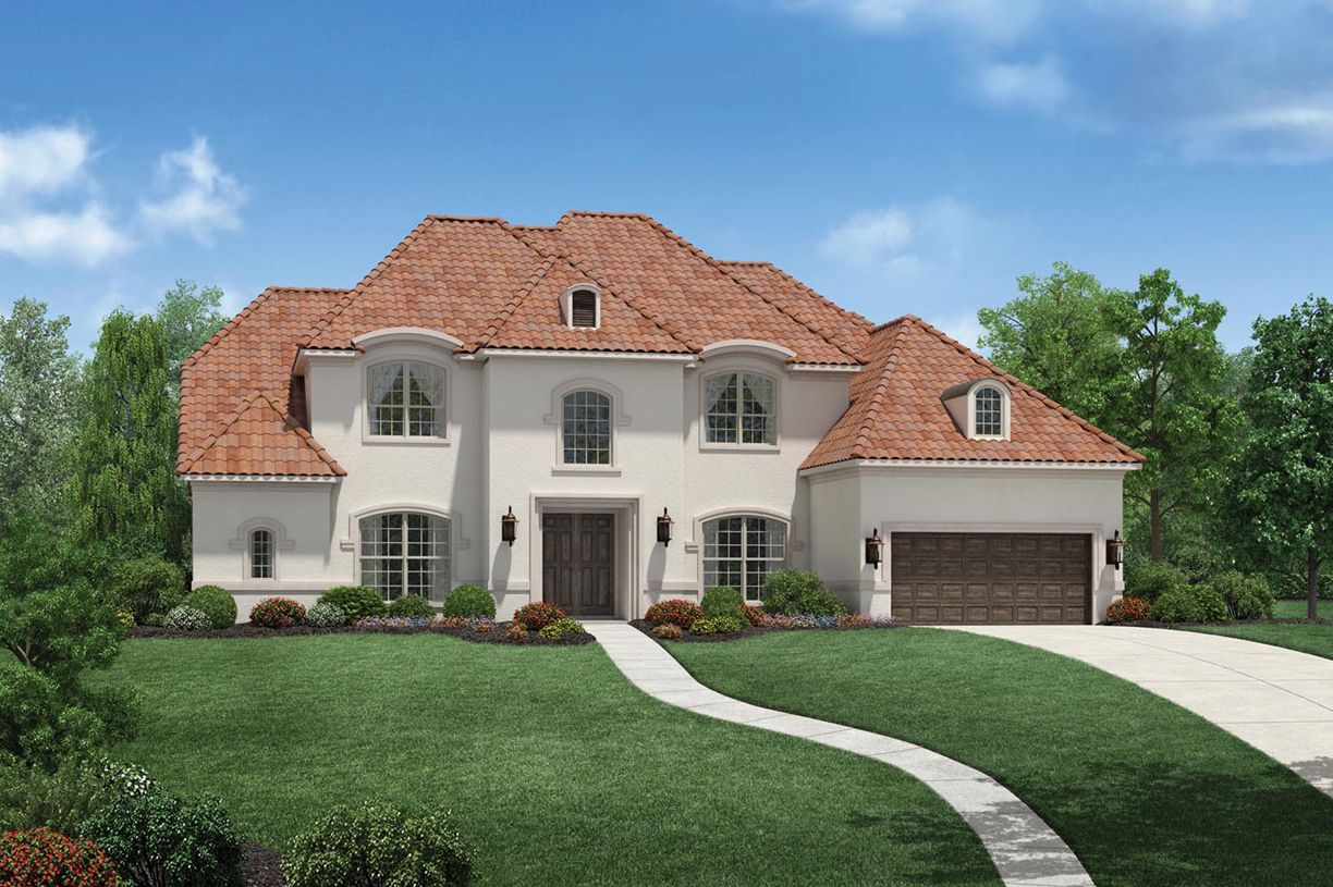 Single Family for Active at Merida 2415 Bailey Ridge Lane Katy, Texas 77494 United States