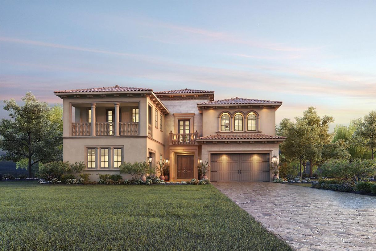 Single Family for Sale at Toll Brothers At Hidden Canyon - Marbella Collection - Cassis 127 Gardenview Irvine, California 92618 United States