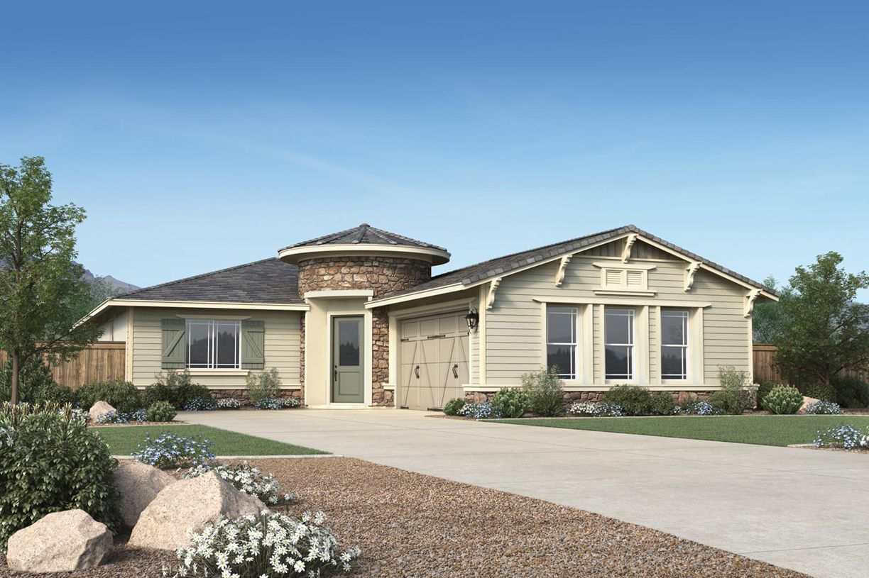 Single Family for Active at Regency At Damonte Ranch - Tamarack Collection - Stony Ridge 0 Western Skies Drive Reno, Nevada 89521 United States