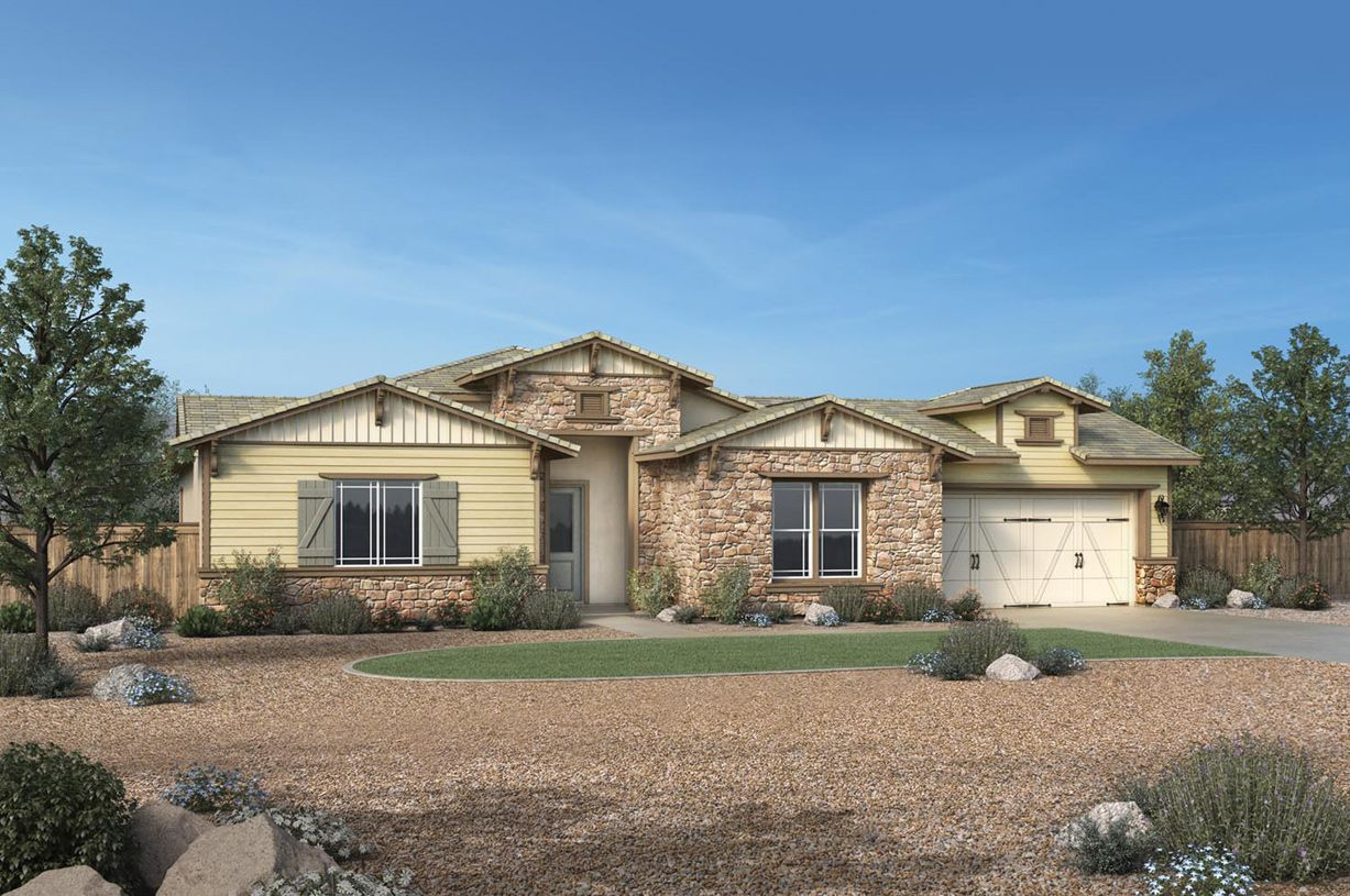 Single Family for Active at Regency At Damonte Ranch - Woodridge Collection - Marble Bluff 0 Western Skies Drive Reno, Nevada 89521 United States