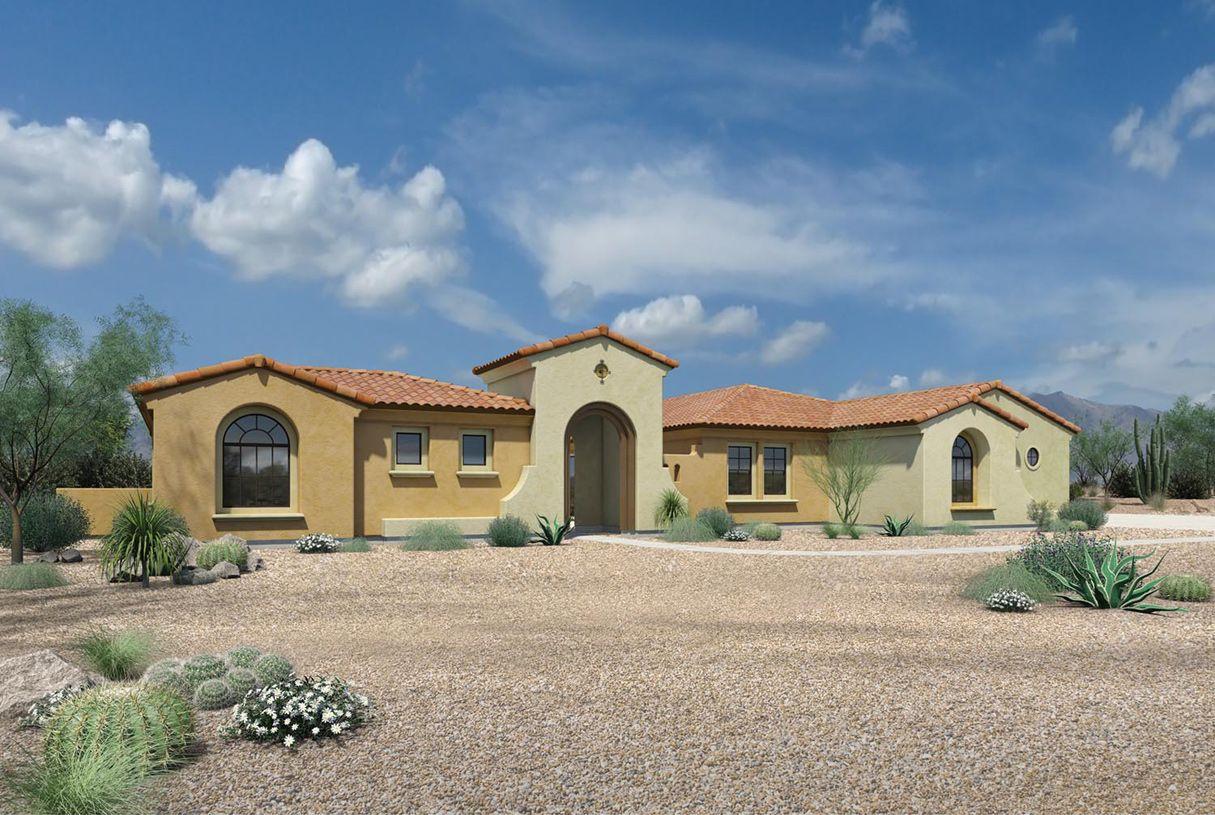 Single Family for Sale at Turquesa - Cholla 7155 E Navarro Way Scottsdale, Arizona 85266 United States