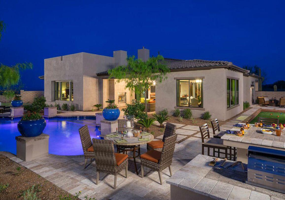 Single Family for Sale at Escada 14030 N. Speckled Burro Ln. Marana, Arizona 85658 United States