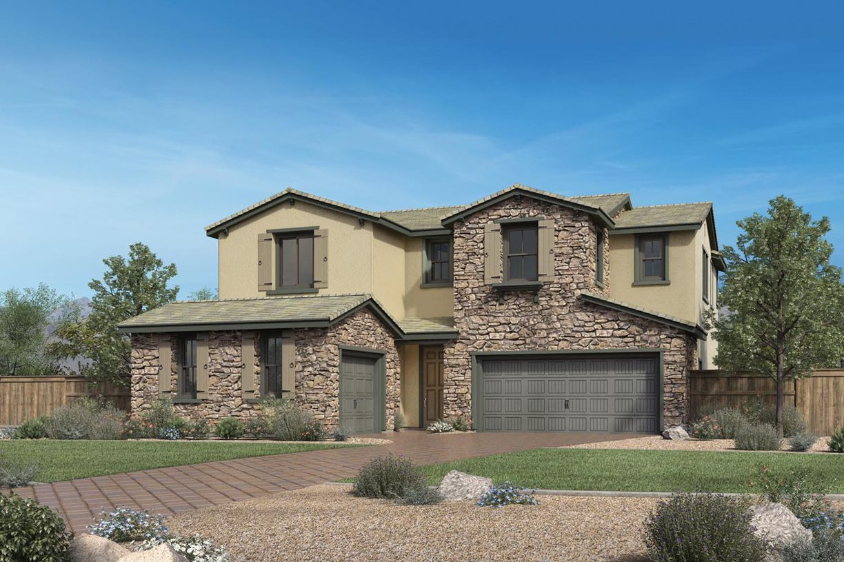 Toll brothers willow bend at saddle ridge ravenwood nv for Ravenwood homes