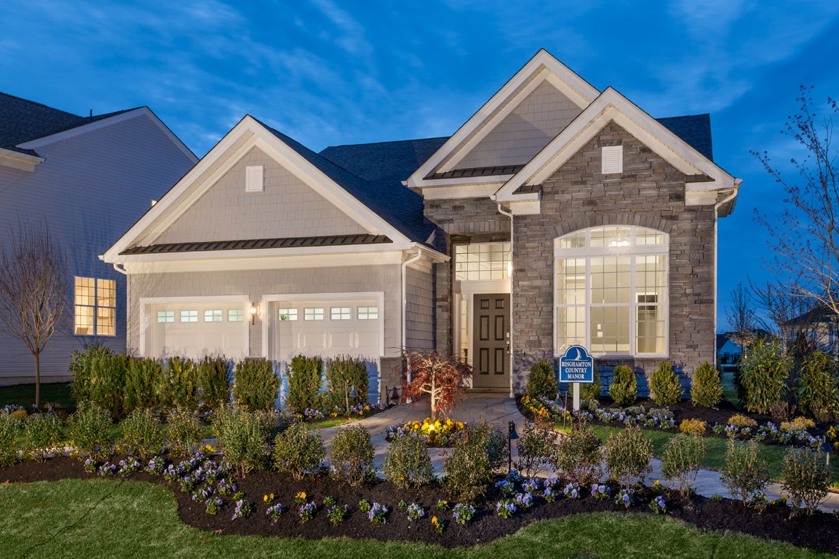 Single Family for Active at Regency At Flanders - Binghamton 7 Drake Way Flanders, New Jersey 07836 United States