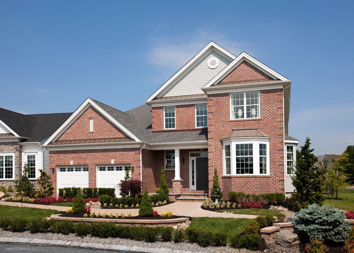 Single Family for Active at Regency At Monroe - The Masters - Bridleridge 530 Buckelew Avenue Monroe Township, New Jersey 08831 United States