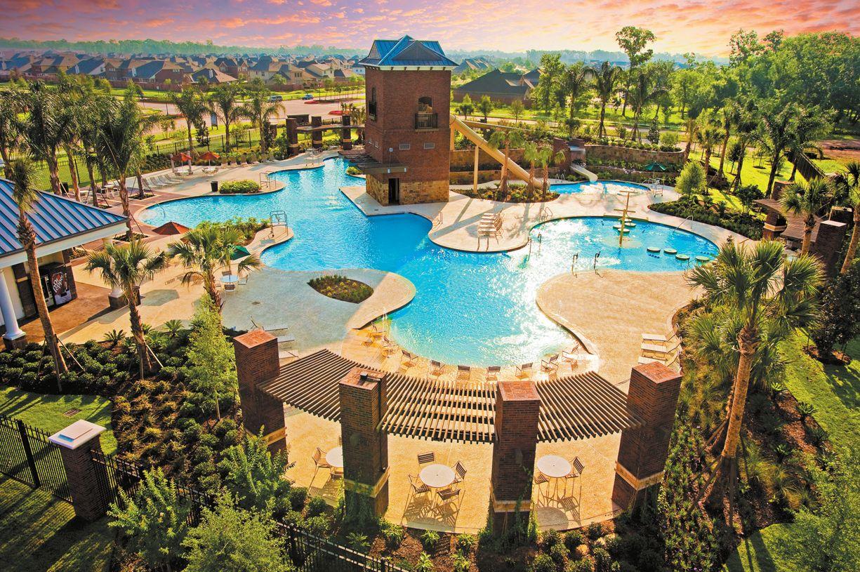 Additional photo for property listing at Vitoria 9602 Plaza Terrace Missouri City, Texas 77459 United States