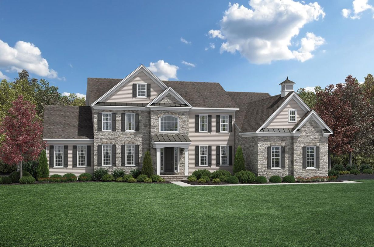 Single Family for Sale at Reserve At Holmdel - Henley 2 Exeter Way Holmdel, New Jersey 07733 United States
