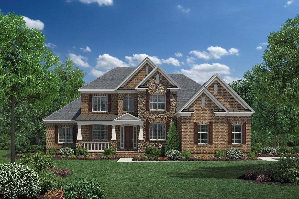 Single Family for Active at Tanglewood Hills - Raphael 425 Brady Way Batavia, Illinois 60510 United States