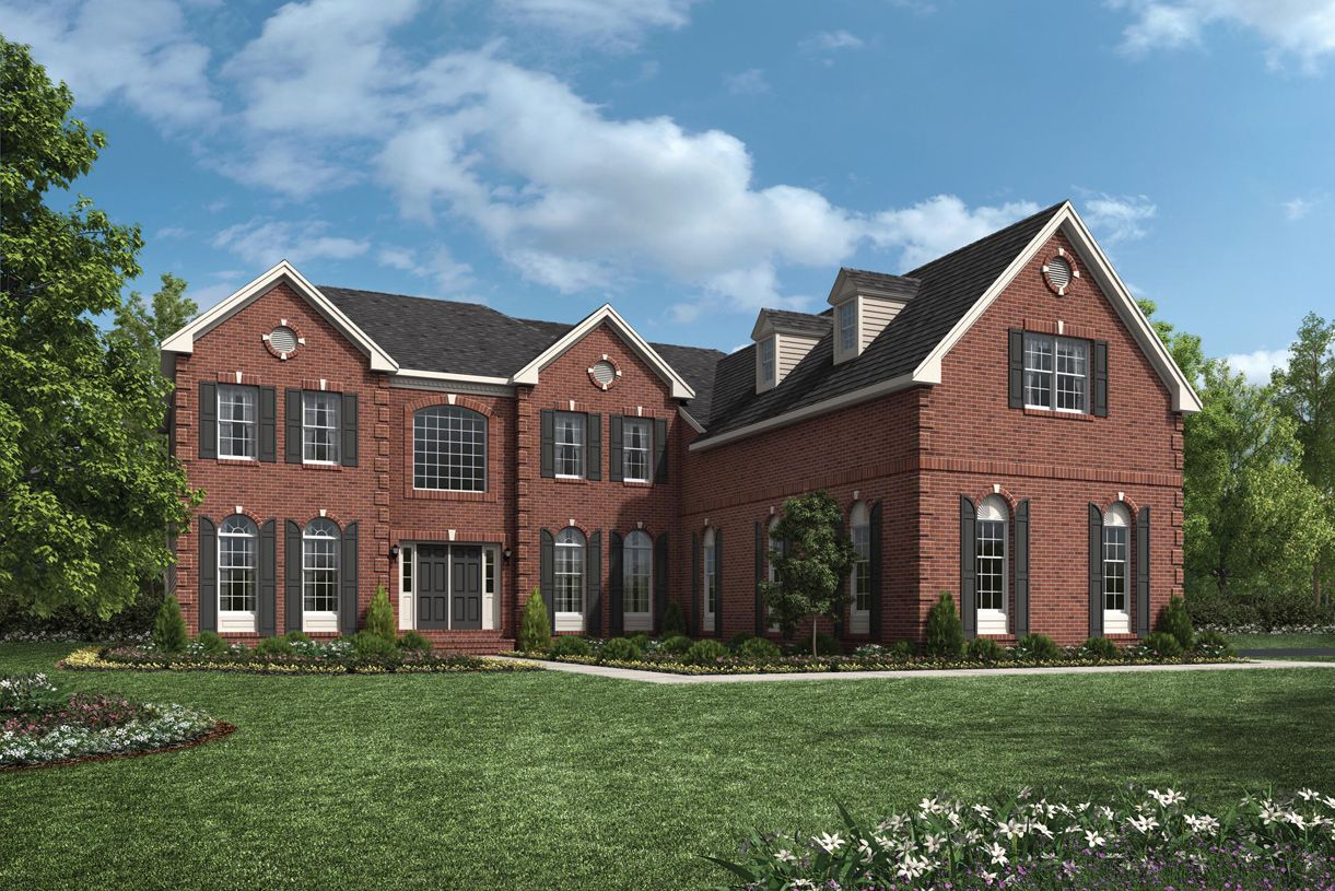 Single Family for Active at Tanglewood Hills - Claridge 425 Brady Way Batavia, Illinois 60510 United States
