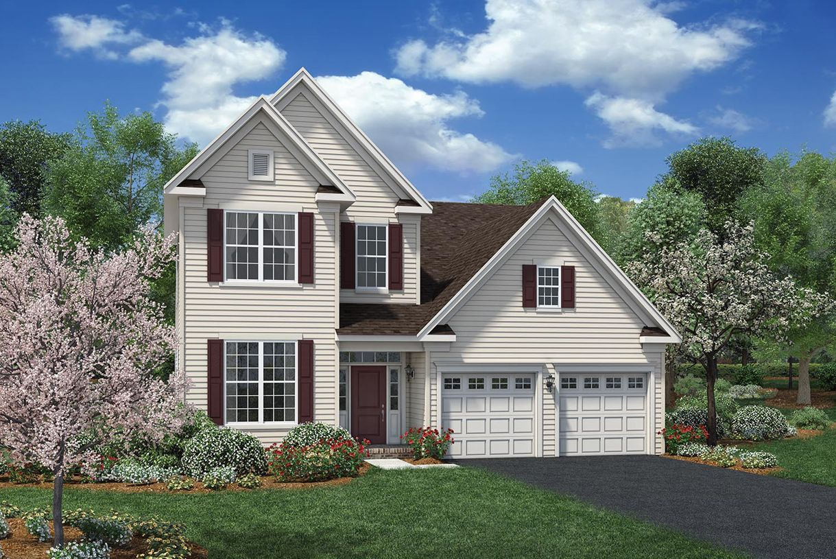 Single Family for Active at Regency At Monroe - The Fairways - Bronson 530 Buckelew Avenue Monroe Township, New Jersey 08831 United States