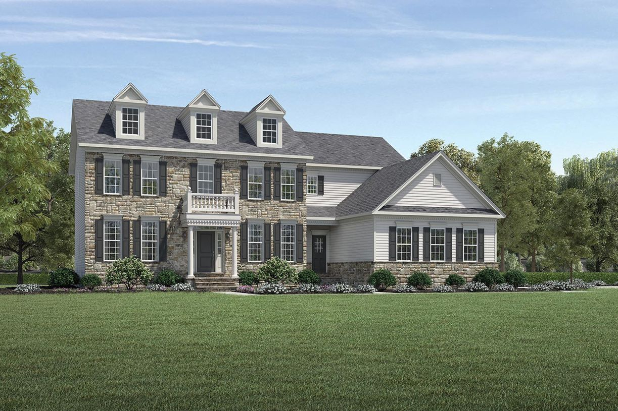 Newtown pennsylvania homes for sale luxury real estate for Newtown builders