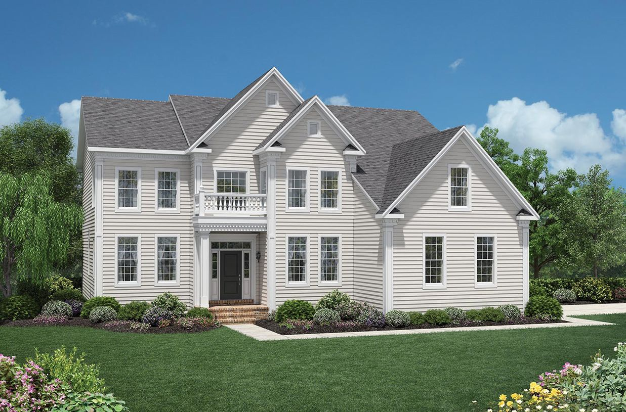 Single Family for Sale at Glastonbury Estates - Elkton 2840 Hebron Avenue Glastonbury, Connecticut 06033 United States