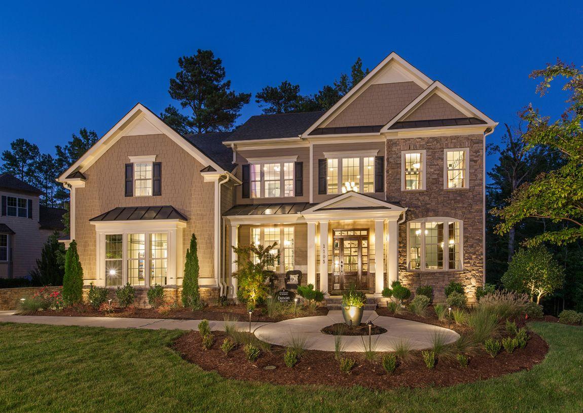 Single Family for Sale at Audubon 1509 Sandybrook Lane Wake Forest, North Carolina 27587 United States
