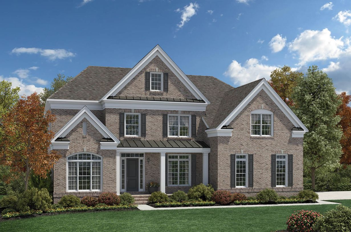 Single Family for Active at Estates At Bamm Hollow - Hudson 6 Strathmore Road Lincroft, New Jersey 07738 United States
