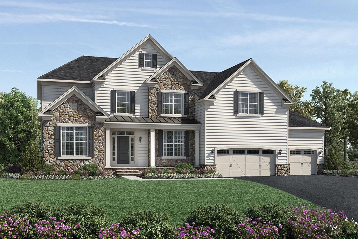 Toll brothers eden prairie woods hopewell 984712 eden for Modern homes for sale mn