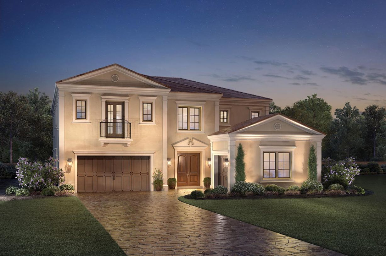 Single Family for Sale at Toll Brothers At Hidden Canyon - Marbella Collection - Manhattan 127 Gardenview Irvine, California 92618 United States