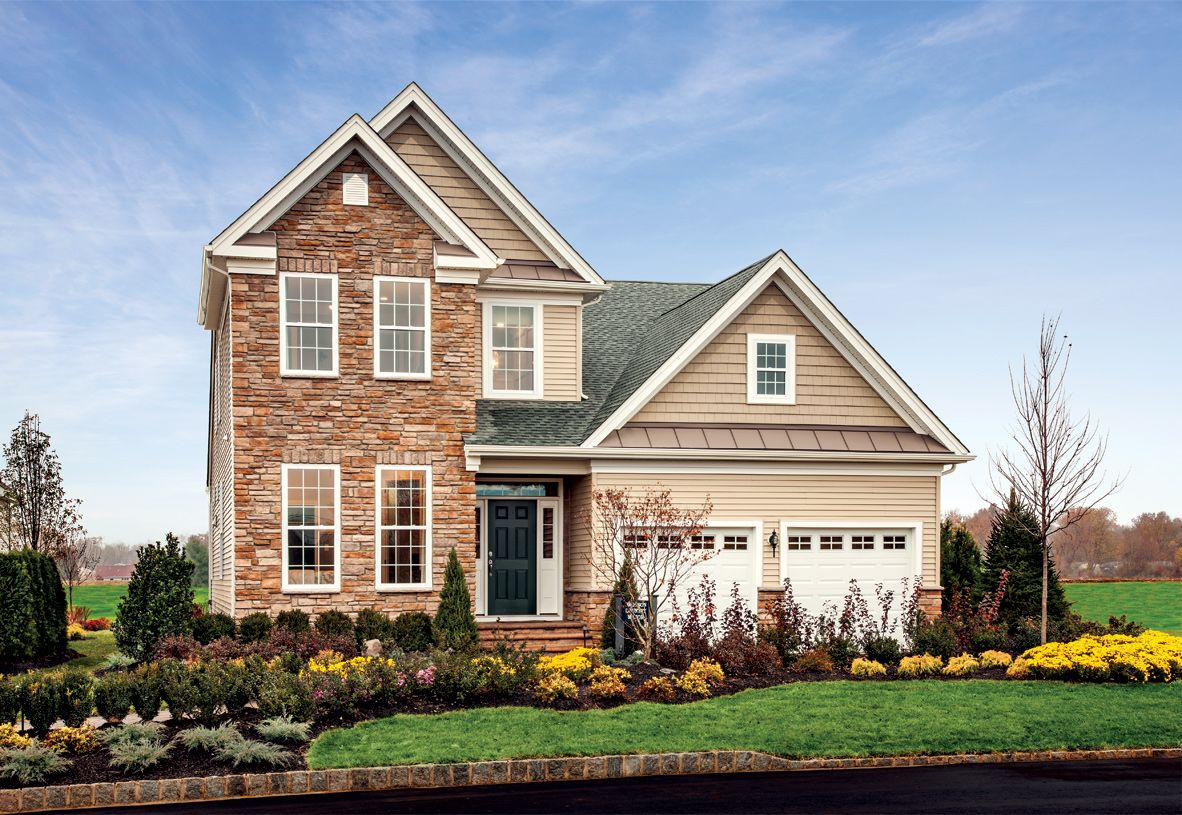 Single Family for Active at Regency At Freehold - Bronson 5 Old Eagle Road Freehold, New Jersey 07728 United States