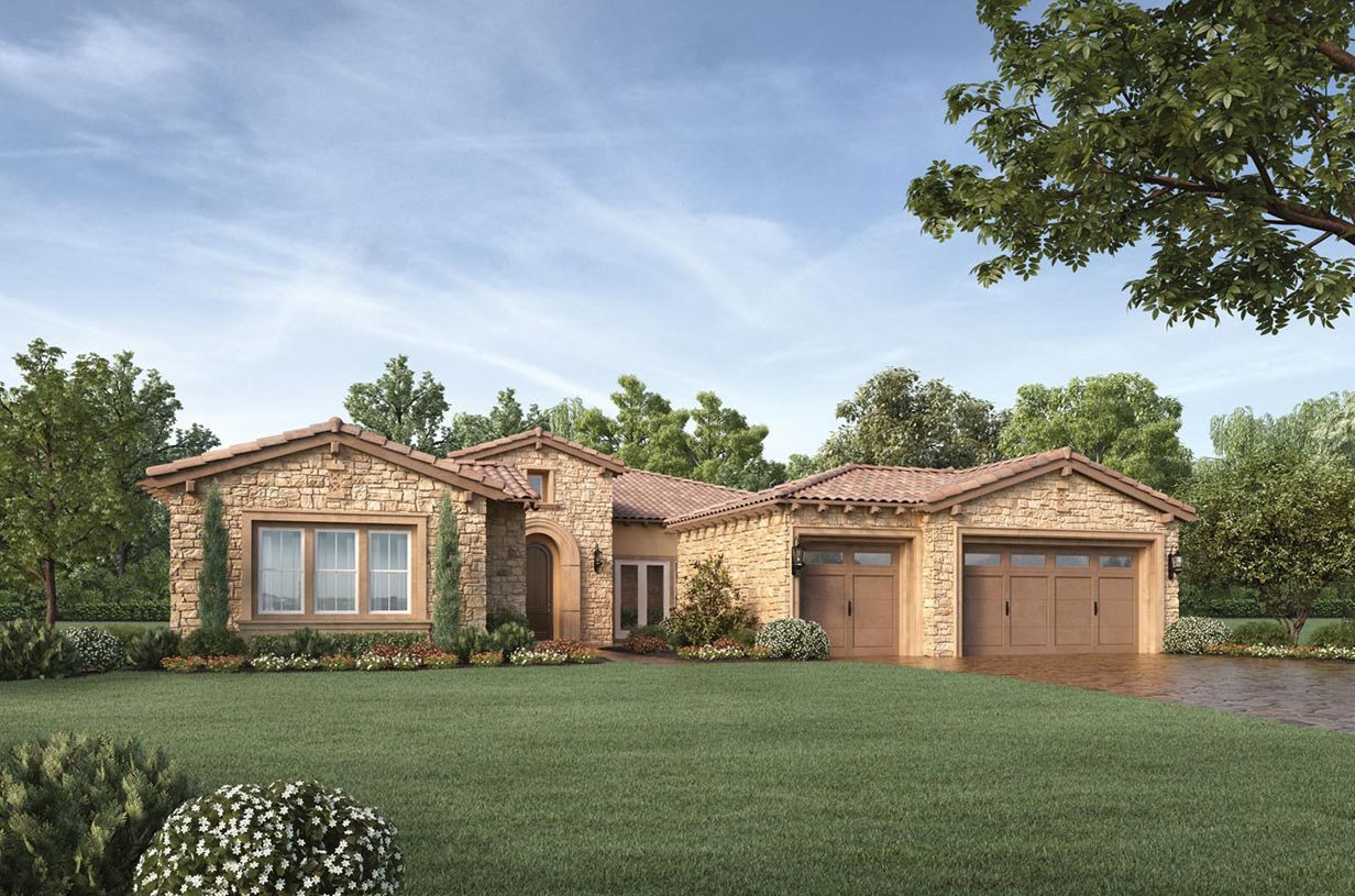 Toll brothers masters at moorpark country club malaga for Moorpark houses for sale