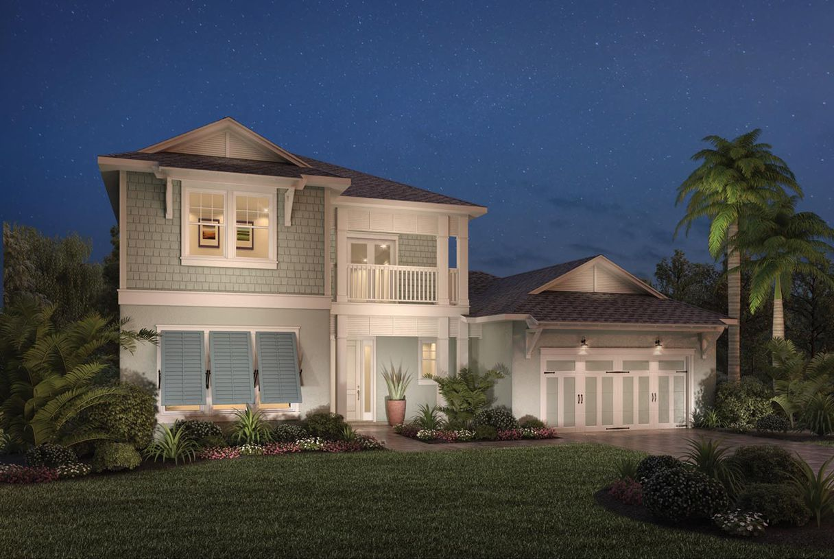 Single Family for Sale at Toll Brothers At Atlantic Beach Country Club - The Ambassado - Julington 1601 Atlantic Beach Drive Atlantic Beach, Florida 32233 United States