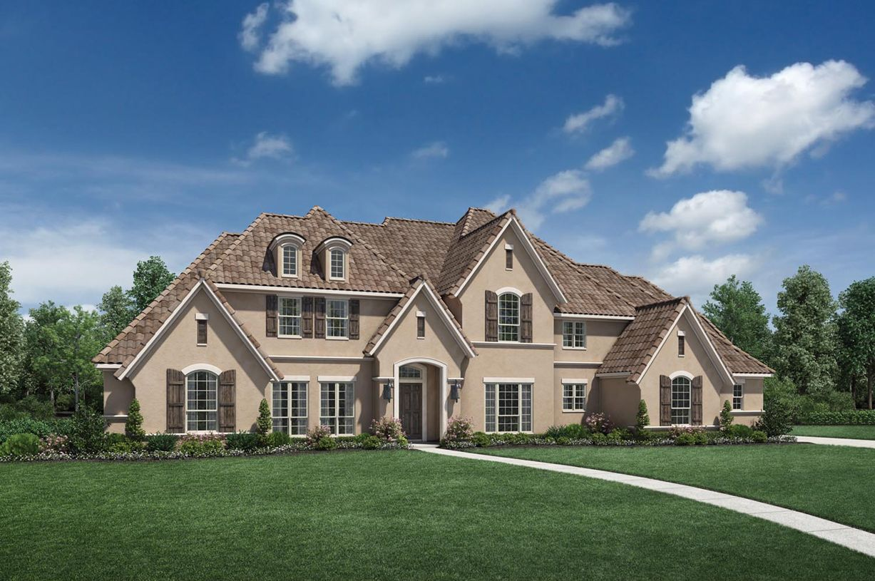 Single Family for Sale at Parkside At Fairview - Charleston 1700 Big Bend Blvd. Fairview, Texas 75069 United States