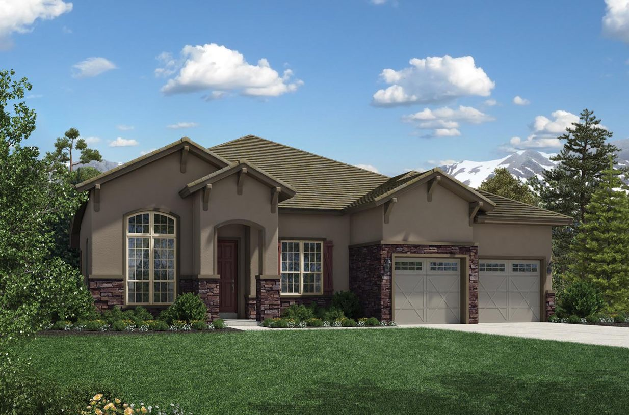 15608 deer mountain circle broomfield co new home for