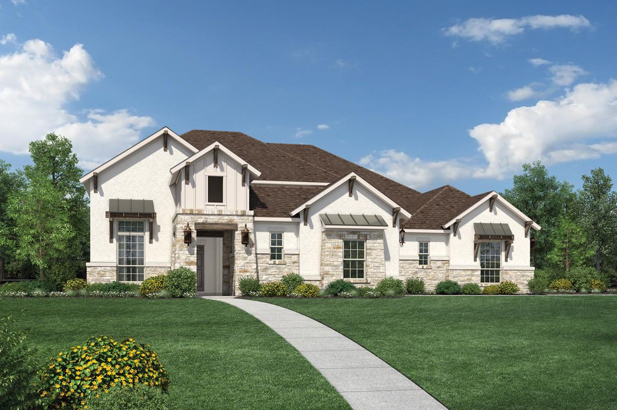 Single Family for Sale at Parkside At Fairview - Vanguard 1700 Big Bend Blvd. Fairview, Texas 75069 United States