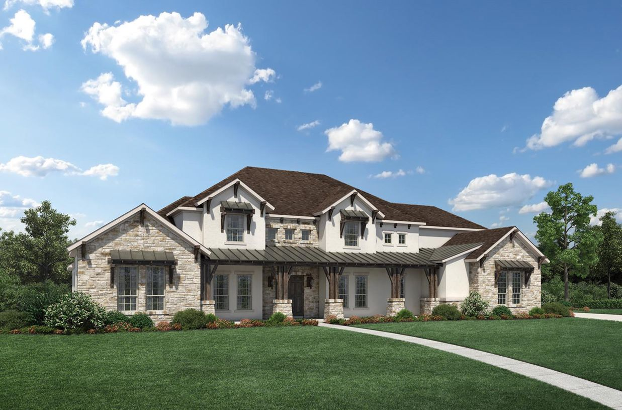 6509 Via Italia Drive, Flower Mound, TX Homes & Land - Real Estate