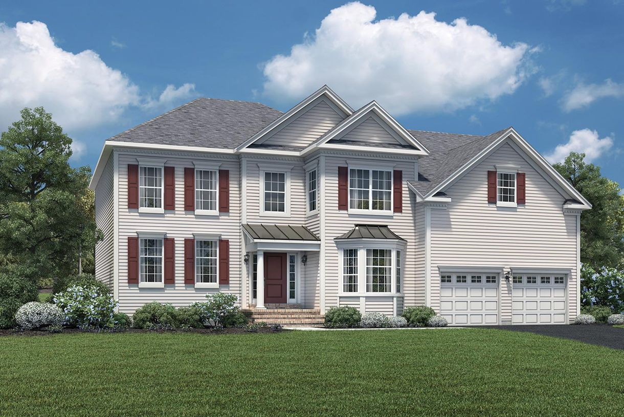 Single Family for Active at Bethel Crossing - Columbia Ii 5 North Crossing Way Bethel, Connecticut 06801 United States