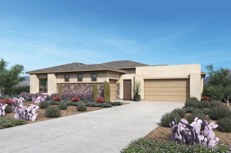 Single Family for Sale at Treviso - Cataloni 10798 E. Via Cortana Road Scottsdale, Arizona 85262 United States