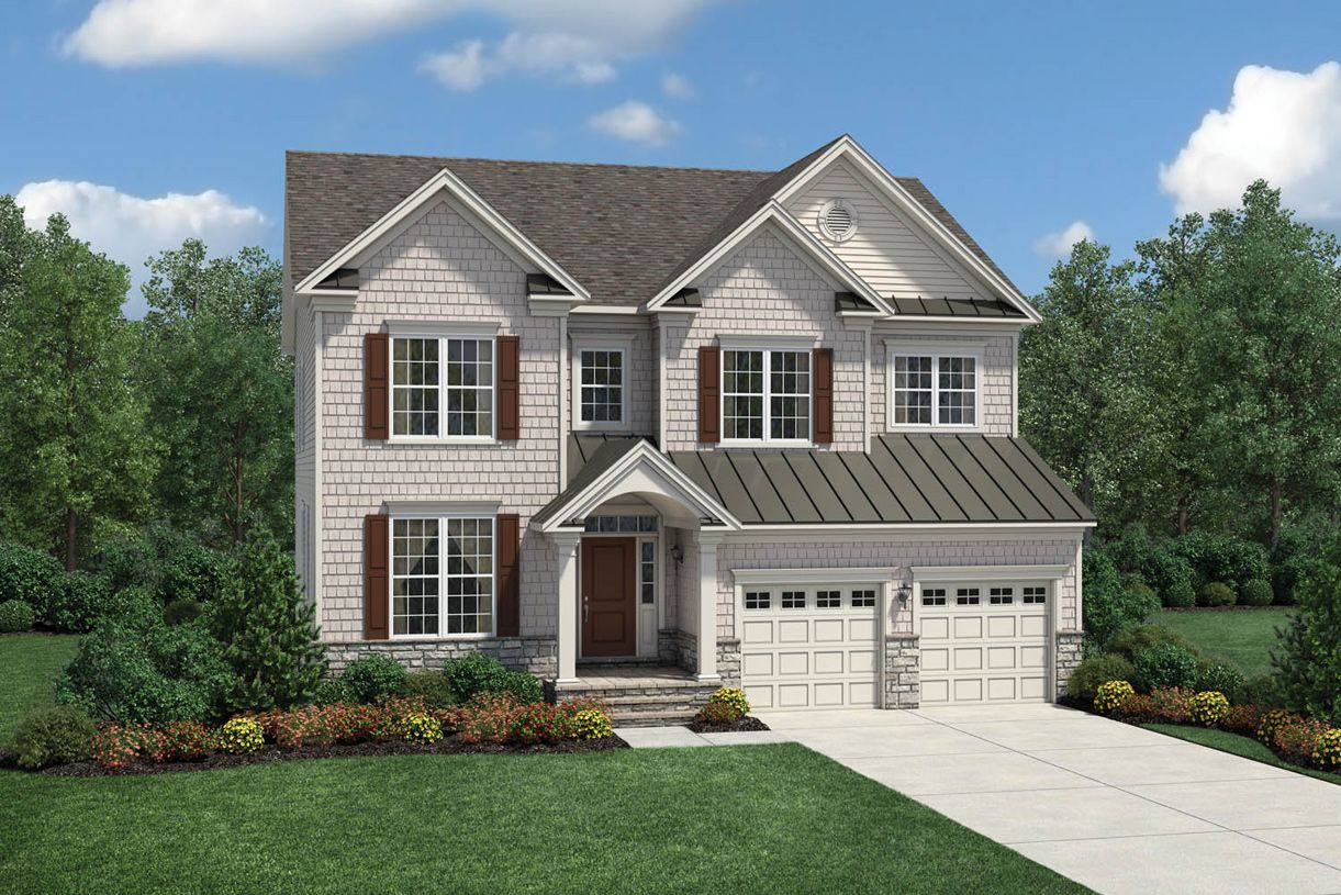 Single Family for Active at Bethel Crossing - Southwick 5 North Crossing Way Bethel, Connecticut 06801 United States