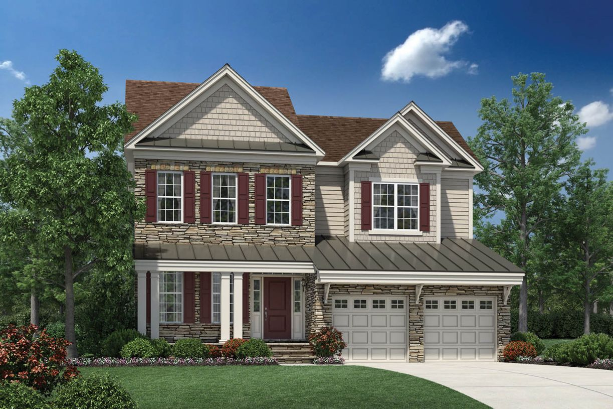 Single Family for Active at Bethel Crossing - Irvine 5 North Crossing Way Bethel, Connecticut 06801 United States