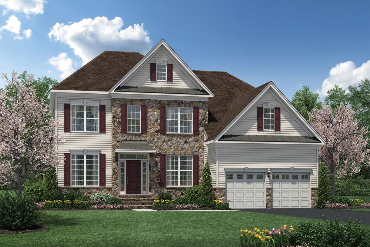 Single Family for Active at Bethel Crossing - Ellsworth Ii 5 North Crossing Way Bethel, Connecticut 06801 United States