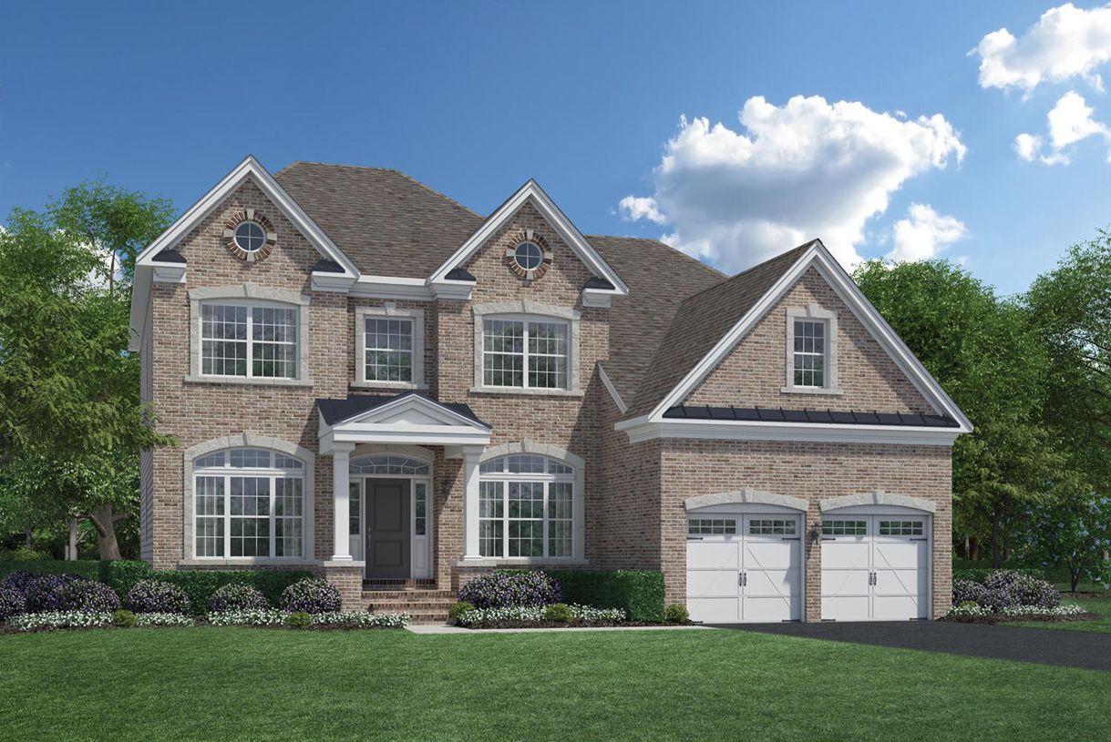 Single Family for Active at Laurel Ridge - The Glen - Ellsworth Ii 703 Dowers Road Abingdon, Maryland 21009 United States