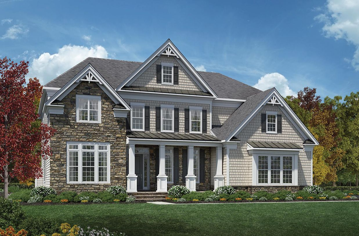 Single Family for Sale at Reserve At Holmdel - Stallworth Crawfords Corner Rd. Holmdel, New Jersey 07733 United States