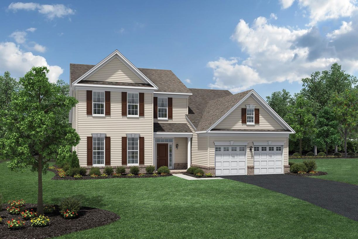 Single Family for Active at Regency At Monroe - The Fairways - Manning 530 Buckelew Avenue Monroe Township, New Jersey 08831 United States
