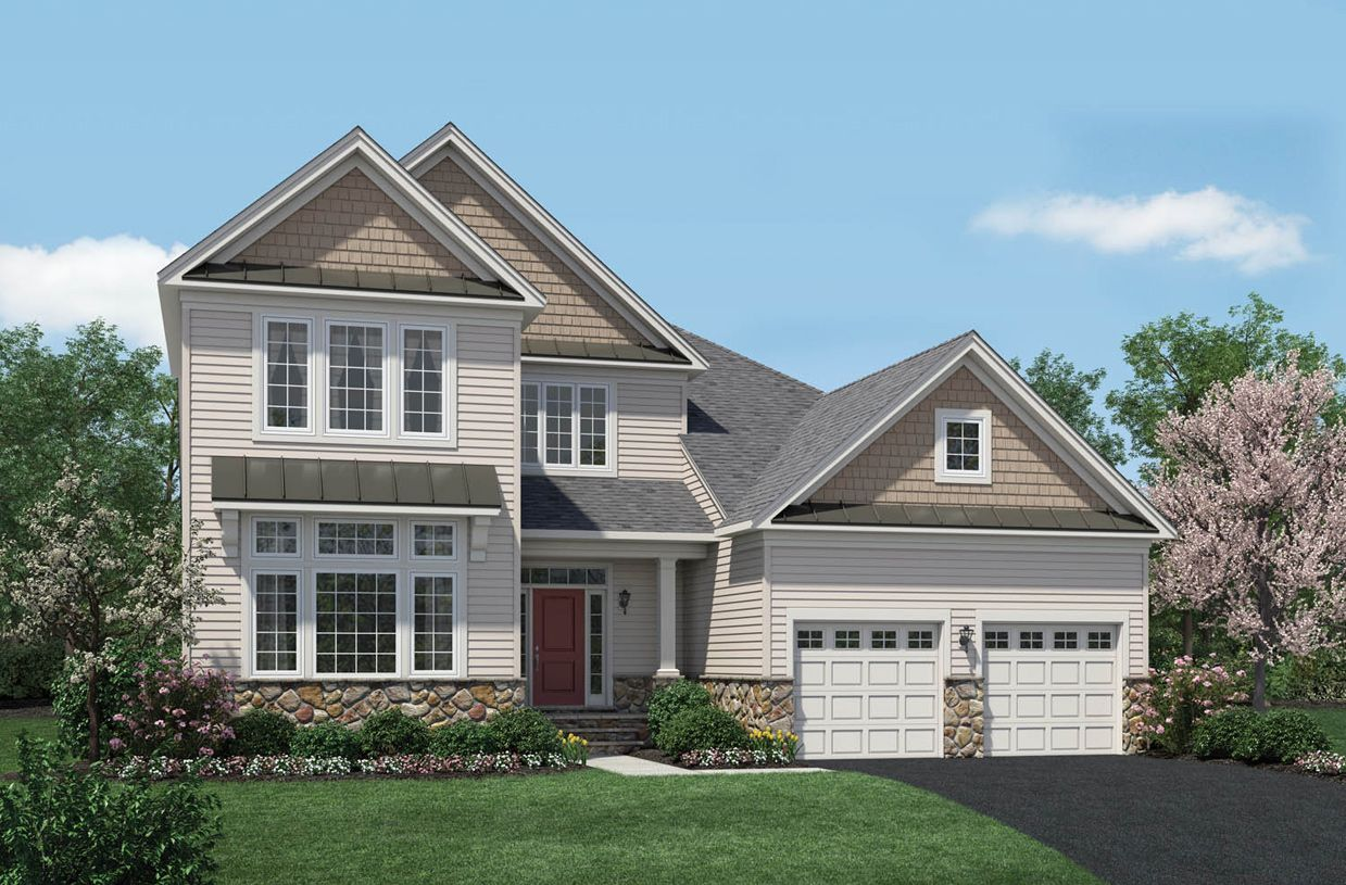 Single Family for Active at Toll Brothers At The Pinehills - Vista Point - Merrimack 8 Woody Nook Plymouth, Massachusetts 02360 United States